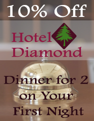 Money Saving Offer, Local & Historic Hotel in Diamond, OR